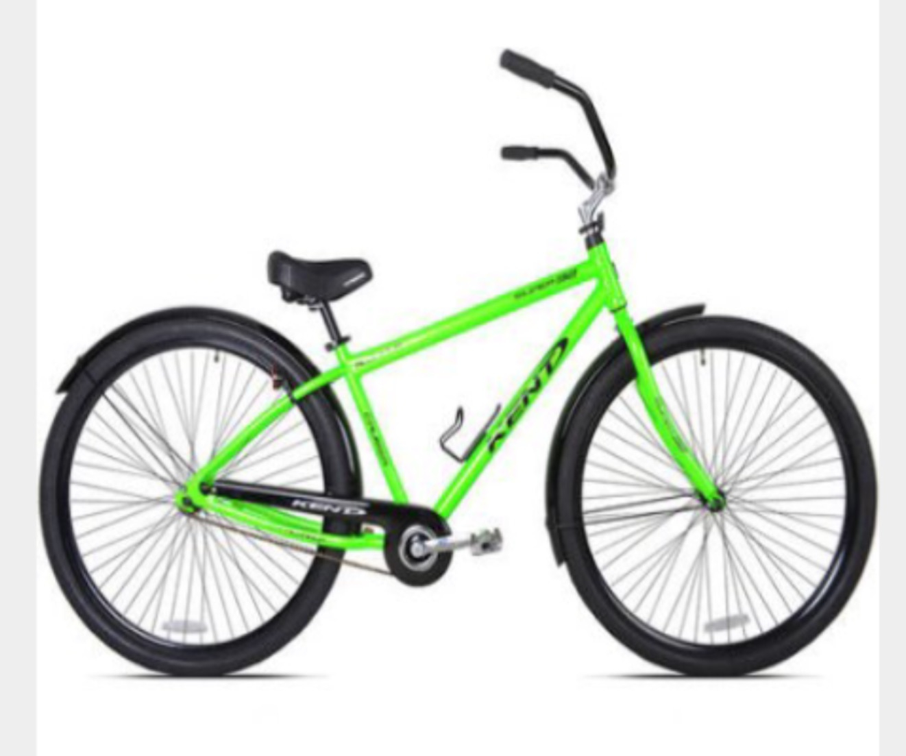 Mens Bike Cruiser 32""