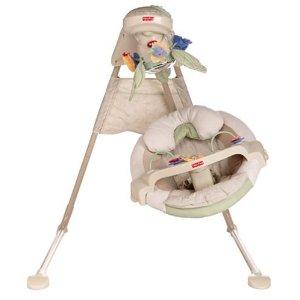 Baby Swing Higher