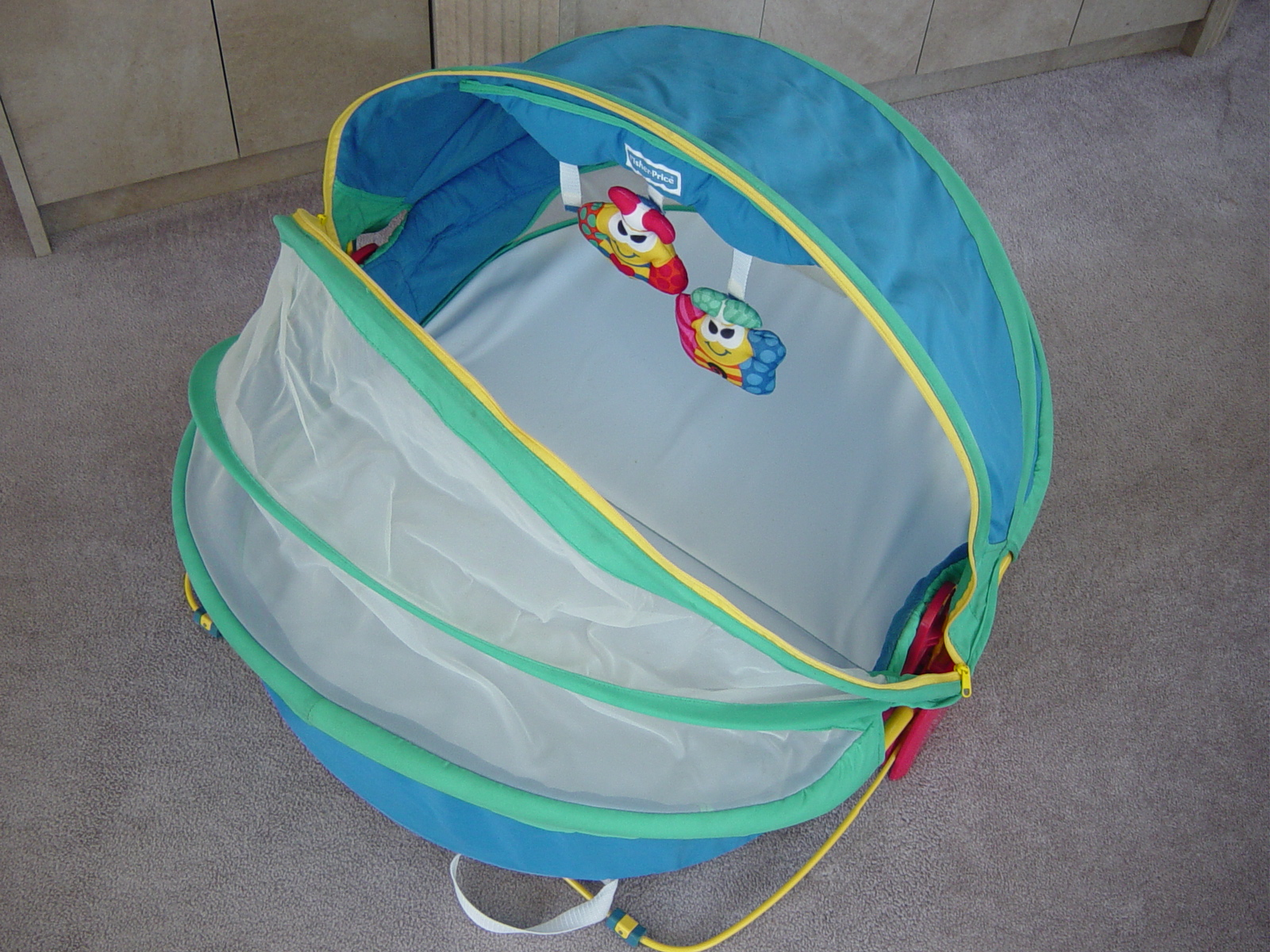 Portable Infant Bed