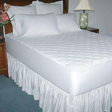 King Quilted Mattress Pad