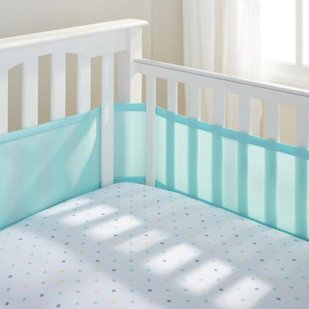 Crib Breathable Bumper Pad