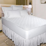 Queen Quilted Waterproof Mattress Pad