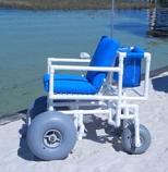 BEACH WHEEL CHAIR - PVC