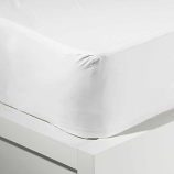 Twin plastic mattress cover